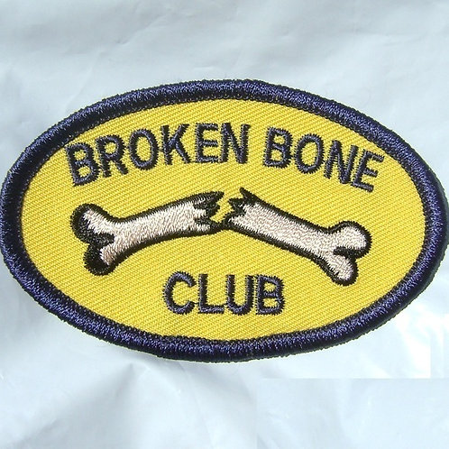 BROKEN BONE PATCH 2