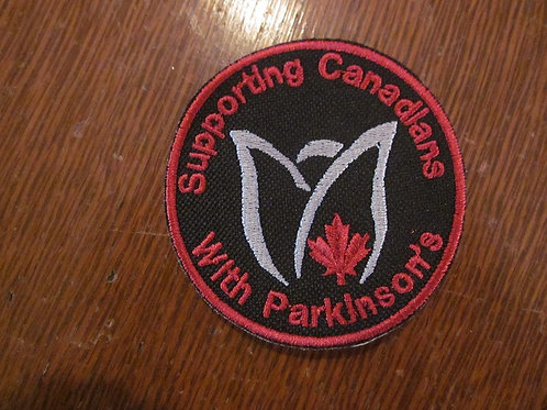 SUPPORTING CDN WITH PARKINSONS PATCH