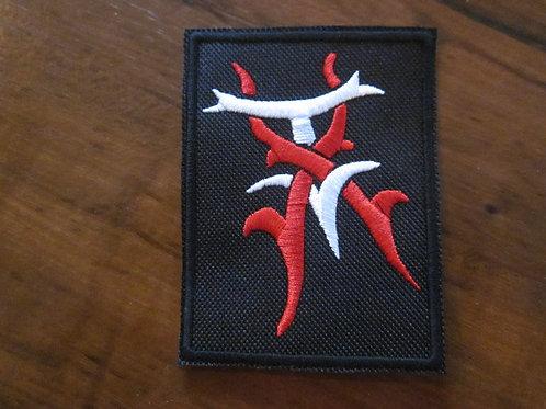 VTX tibal logo patch