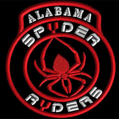 """ALABAMA SPYDER RYDER CREST/INSECT/ 4""""/6""""/10"""""""