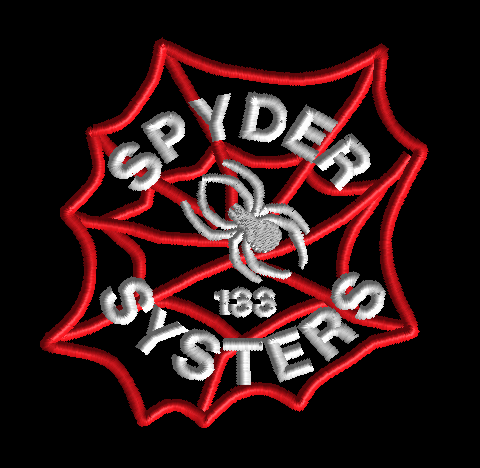spyder systers patch sample