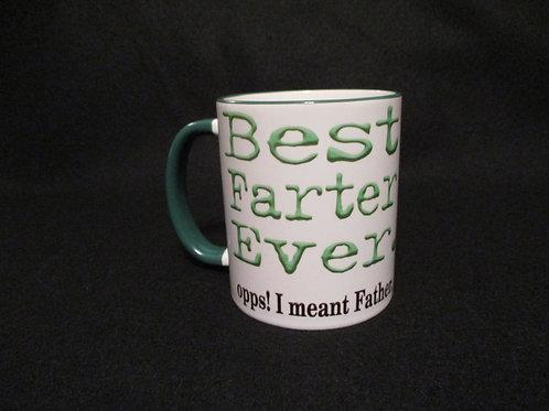 #56 Best Farter mug