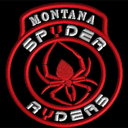 "MONTANA  SPYDER RYDER CREST/INSECT/ 4""/6""/10"""