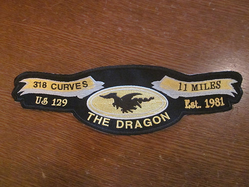 """the dragon patch 11 x 3"""""""