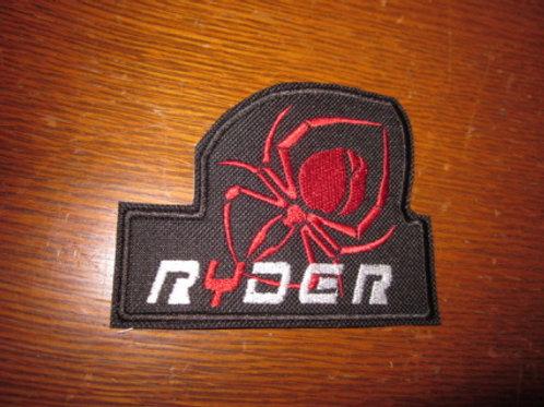spyder ryder bug patch  Rose body