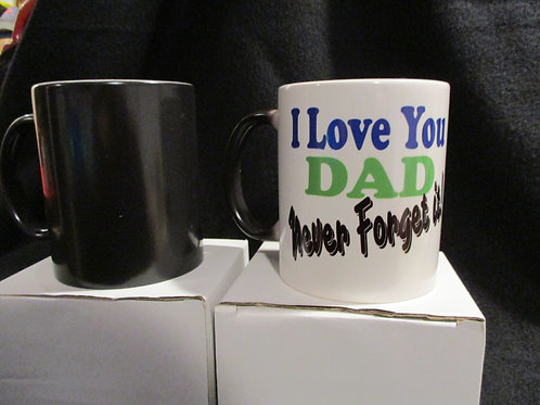 #906 I love you Dad mug