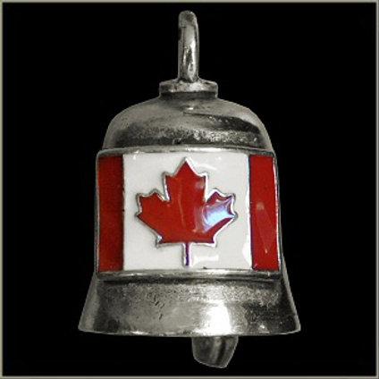 Canadian Flag Gremlin Bell