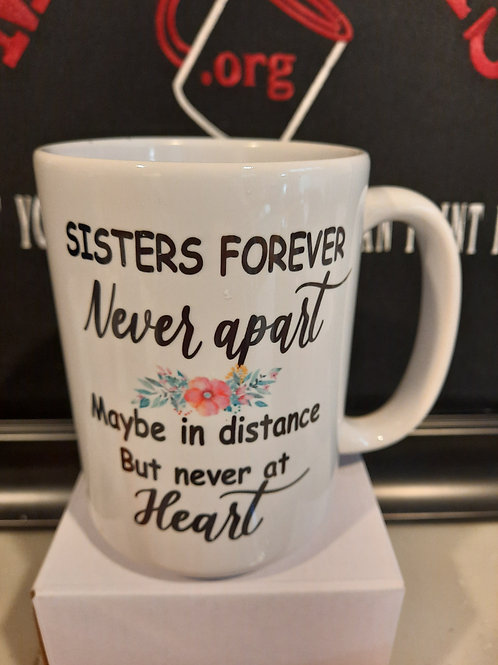 1220-5 SISTERS MUG