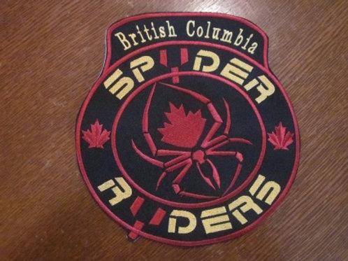 """BRITISH COLUMBIA SPYDER RYDER CREST  10"""""""