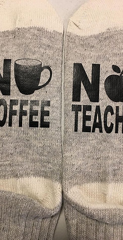 #7 No coffee.. no Teachy