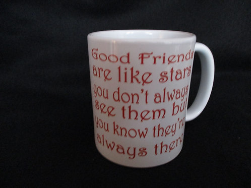 #965 Friendship mug