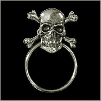 skull/bones eyeglass holder