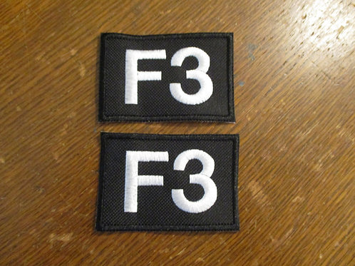 F3 text patch