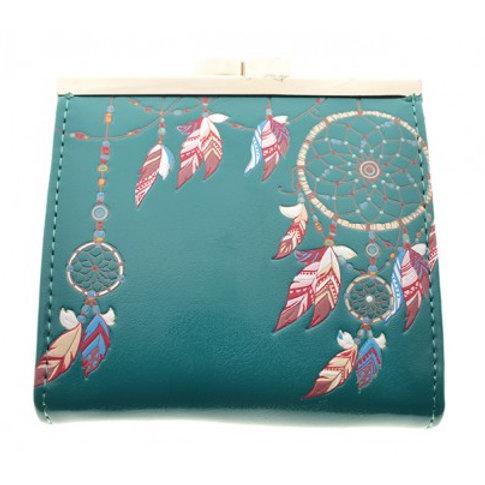 #601 dream catcher coin purse