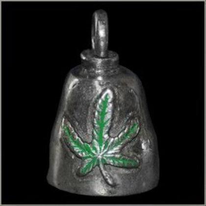 pot leaf Gremlin Bell