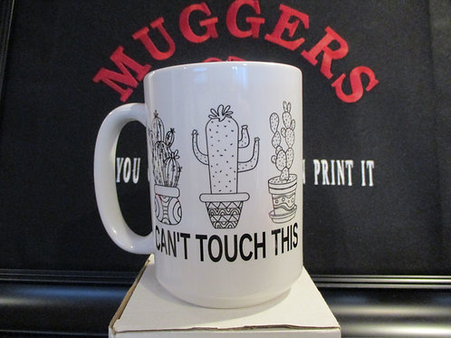 #788 Cant touch this mug