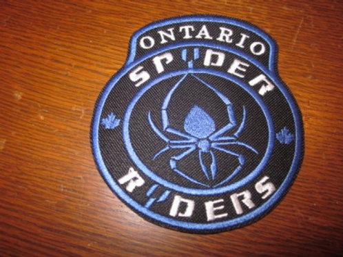 "ONTARIO SPYDER RYDER CREST  10"""