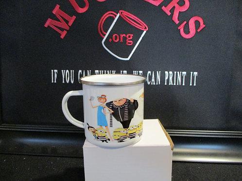 #940 tin mug