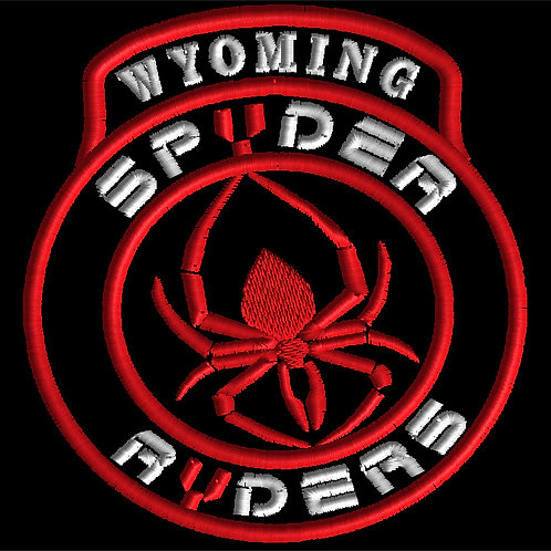 """WYOMING SPYDER RYDER CREST/INSECT/ 4""""/6""""/10"""""""