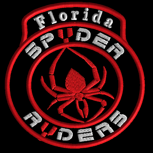 """florida   SPYDER RYDER CREST/INSECT/ 4""""/6""""/10"""""""