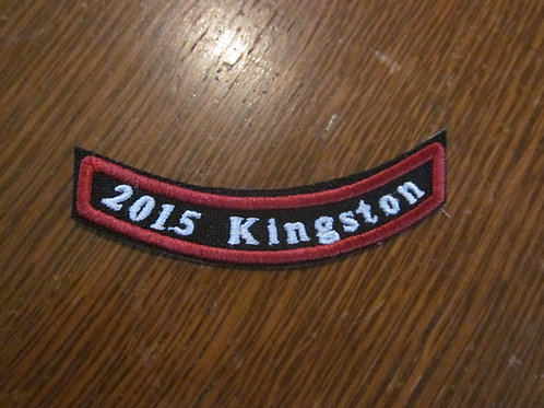 2015 Kingston rocker