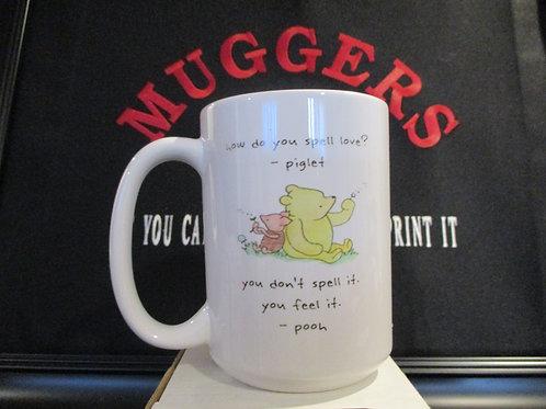 #950 Winnie the Pooh mug