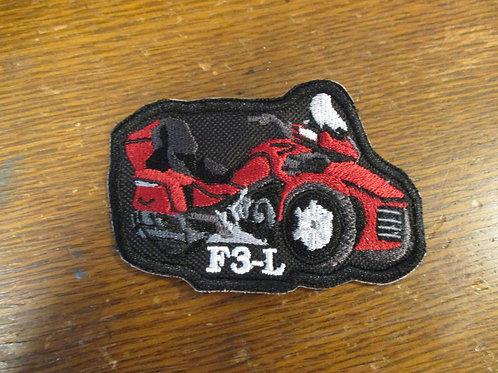 Spyder F3 L Patch