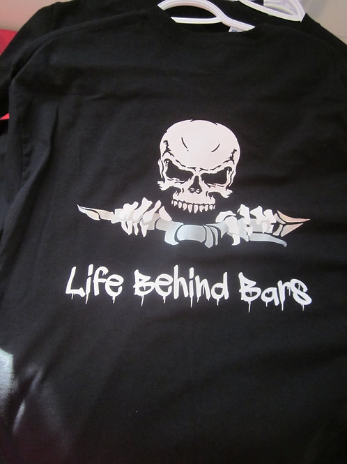 LIFE BEHIND BARS TEE ... SALE SHIRT