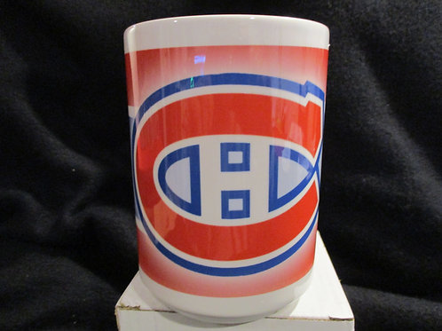#633 Cdn Montreal Logo wrap mug
