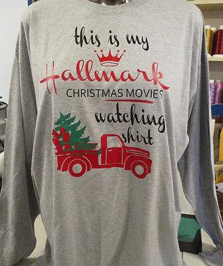 #100 Red Truck Hallmark shirts