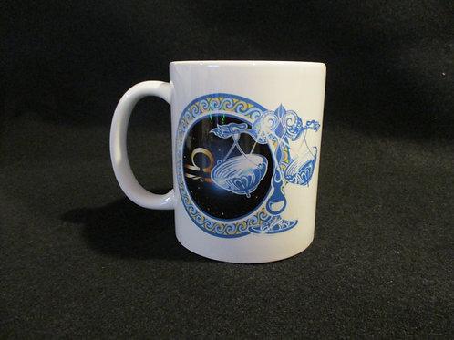 #625 Libra mug