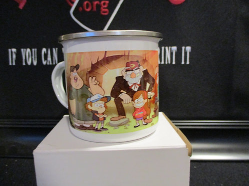 #946 tin mug