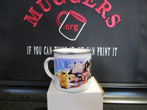 #942 tin mug