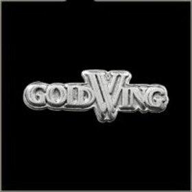 #1 goldwing  pin