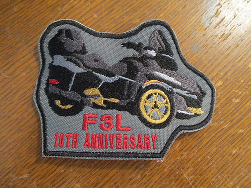 spyder F3L anniversary