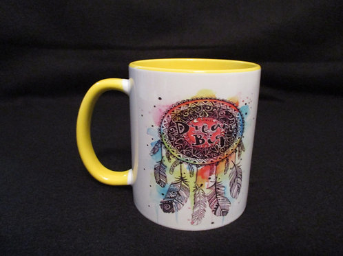#28 dreamcatcher / dream mug