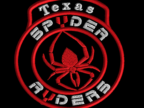 """Texas  SPYDER RYDER CREST/INSECT/ 4""""/6""""/10"""""""