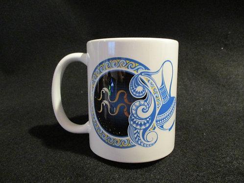 #623 Aquarius mug