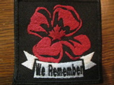 Poppy Patch We Remember