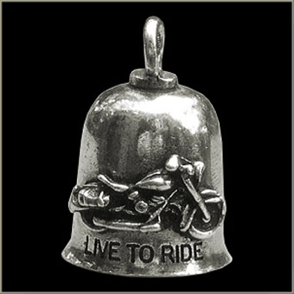 Live to Ride   Gremlin Bell