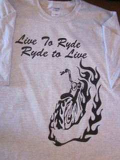 #45 live to ride 2 wheels