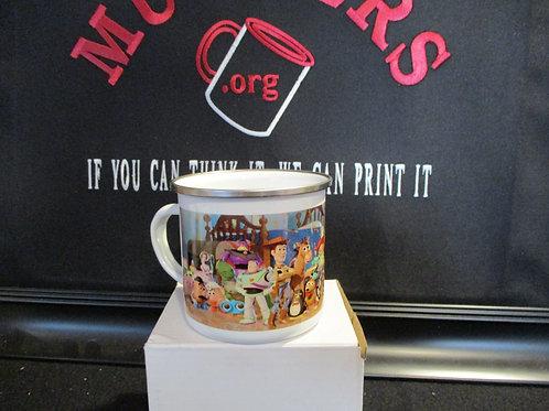 #938 Toy story tin mug