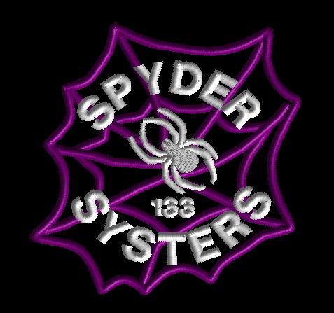 spyder syster patch sample 2