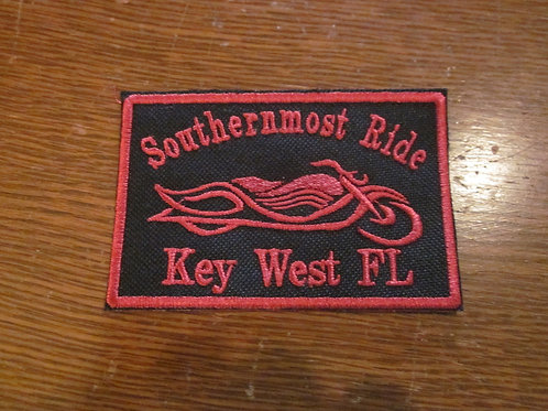 SOUTHERNMOST RIDE KEY WEST FL PATCH