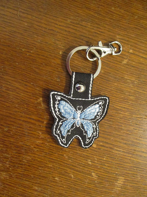 #9 butterfly  fob/charm