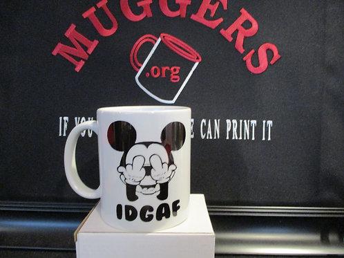 #960 IDGAF mug