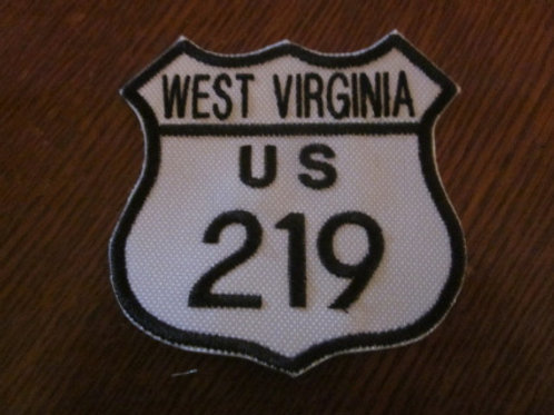US 219 patch