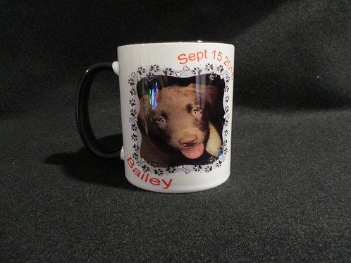 #77 Bailey mug