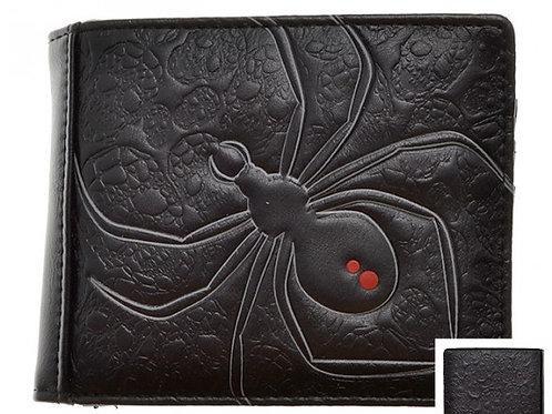 #503 spider mens wallet