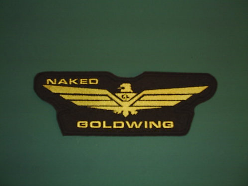 Goldwing Naked  patch